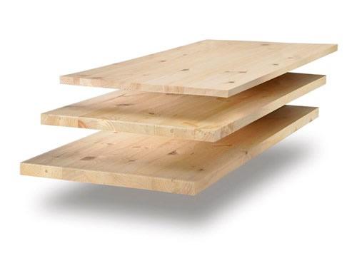 Laminated Pine Board