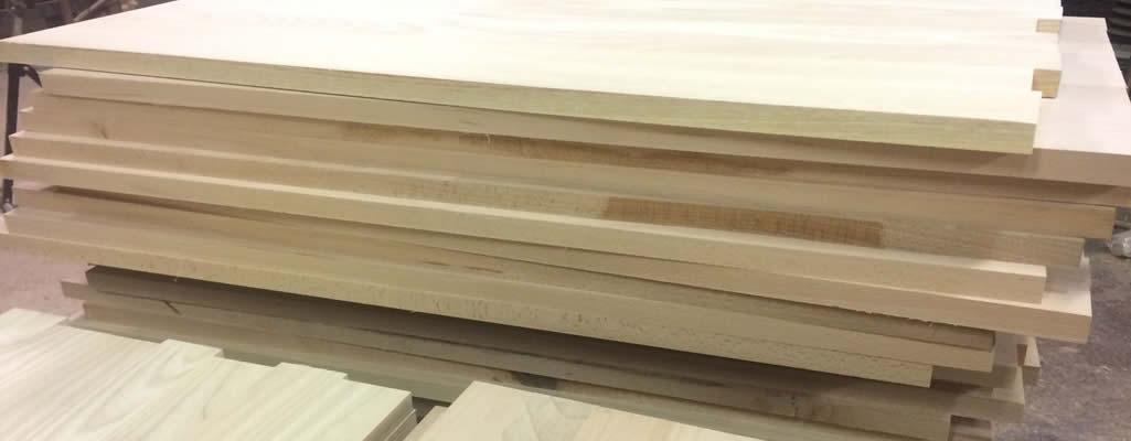 Hardwood Panels
